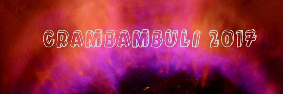 Einladung: Crambambuli 2017